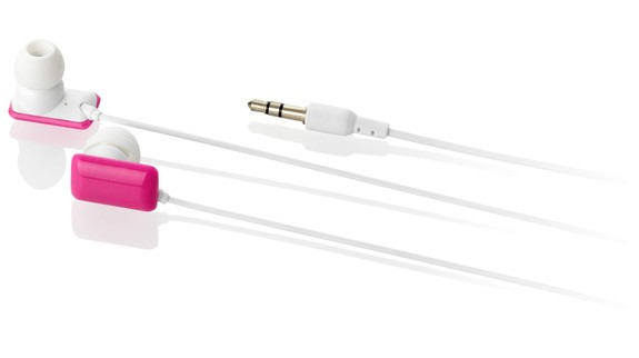 "Auriculares ""Chiclette"""