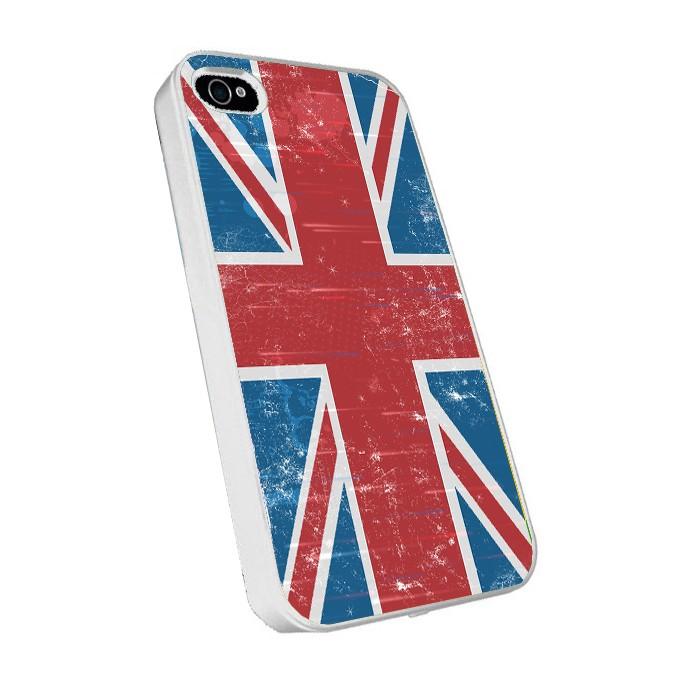 Carcasa para iPhone 4 y 4S. Modelo UK.