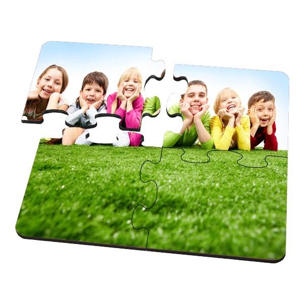 Puzzle Madera Infantil 4 pcs