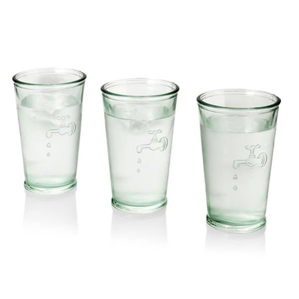 Set 3 Vasos de Agua