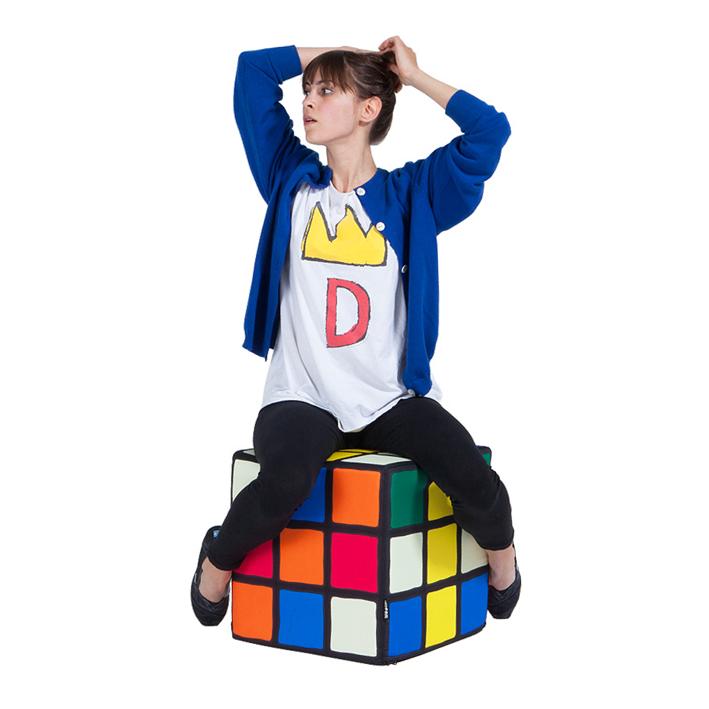 Puf Magic Cube