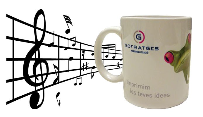 Taza Musical World